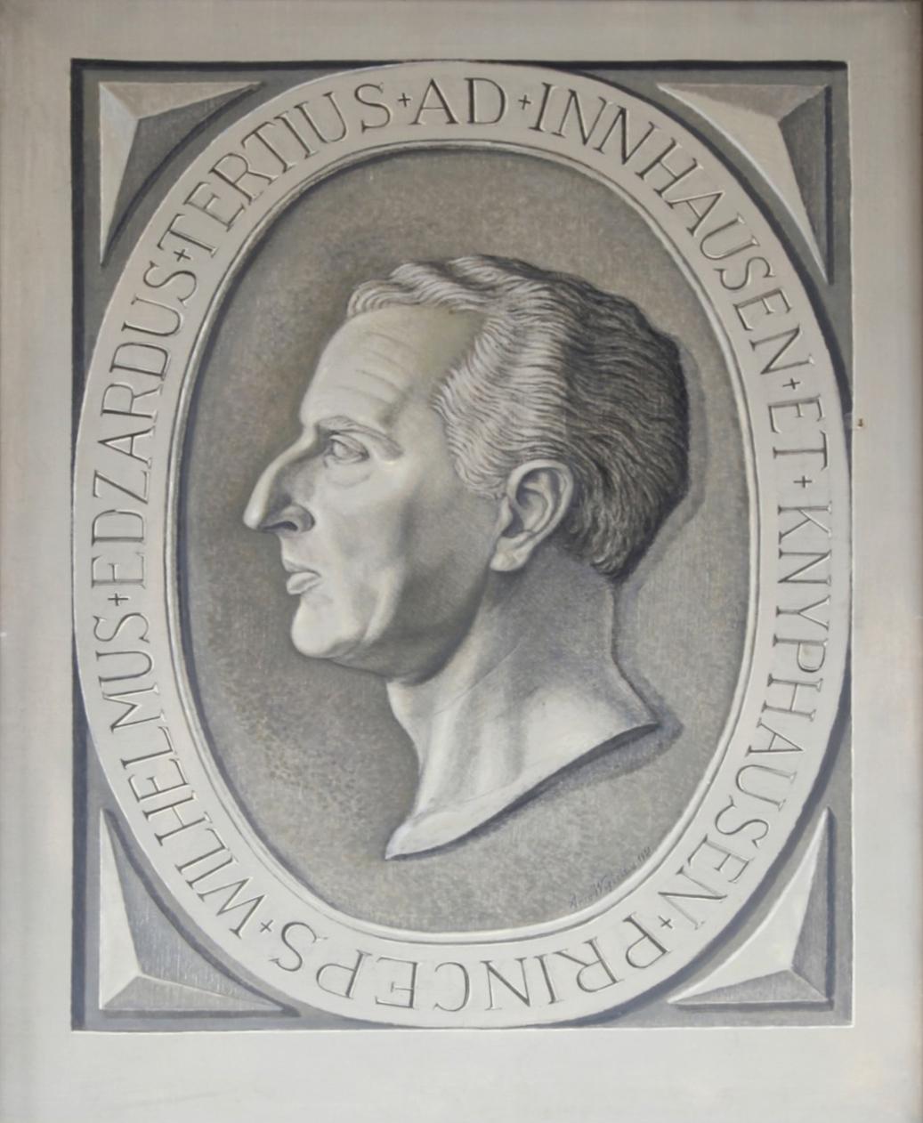 Fürst Wilhelm Edzard zu Inn- und Knyphausen (1908 – 1978)