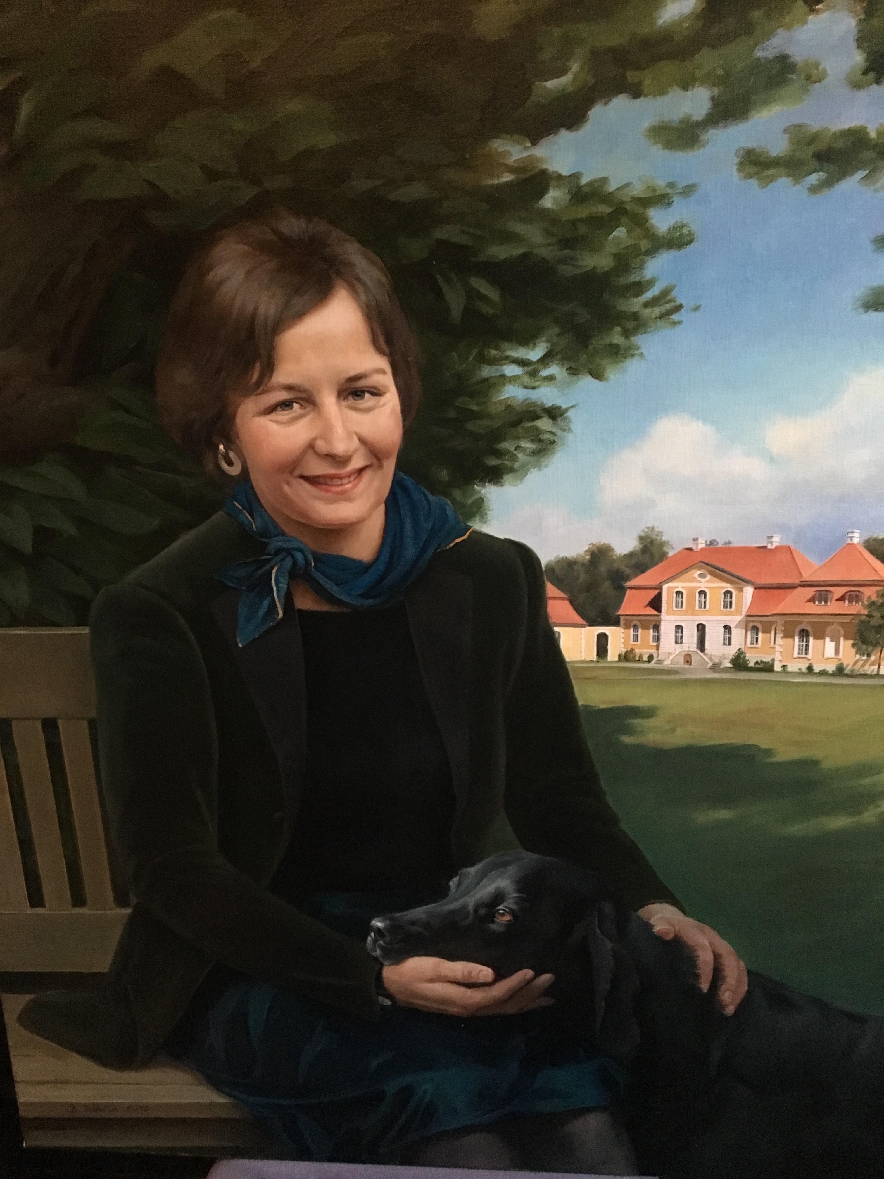 Huberta Gräfin zu Inn- und Knyphausen