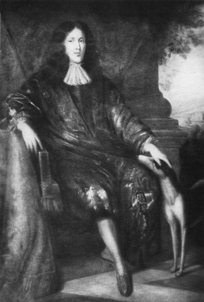 Dodo Reichsfreiherr zu Inn- und Knyphausen (1641– 1698) Kurbrandenburgischer Hofkammerpräsident Gemälde von 1688 (Goedens)